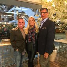 Dallas Market Center, Winter 2017 Dann Foley, Florence de Dampierre, Anthony Venetucci