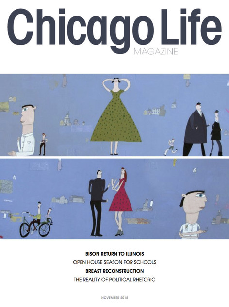 Chicago Life Cover