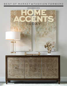 Home Accents Today Cover