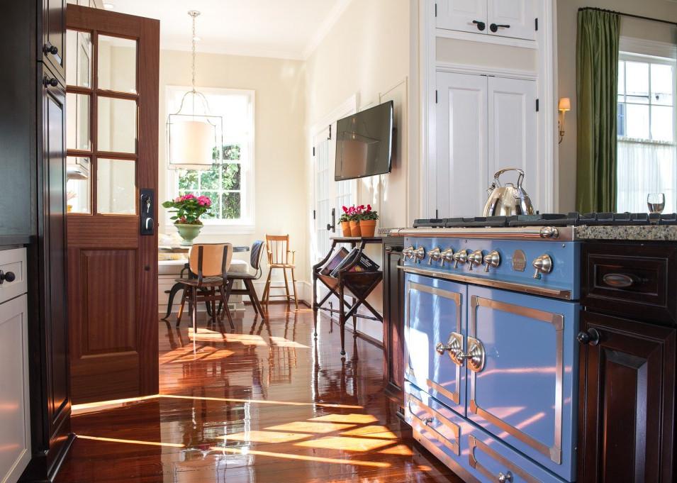 Historic Charleston Kitchen