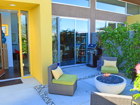 Beau's Outdoor Living Space