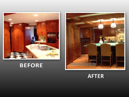 Before & After: New Jersey Kitchen