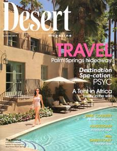 Desert Magazine Cover