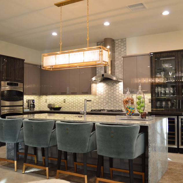Kitchen – Palm Springs, CA
