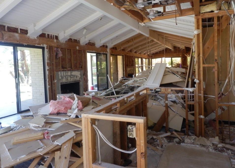 Rancho Mirage Living Room