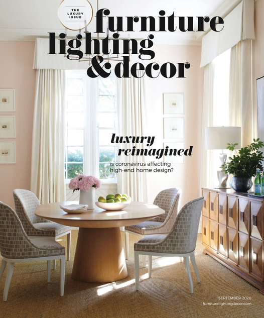 Furniture, Lighting & Decor Cover