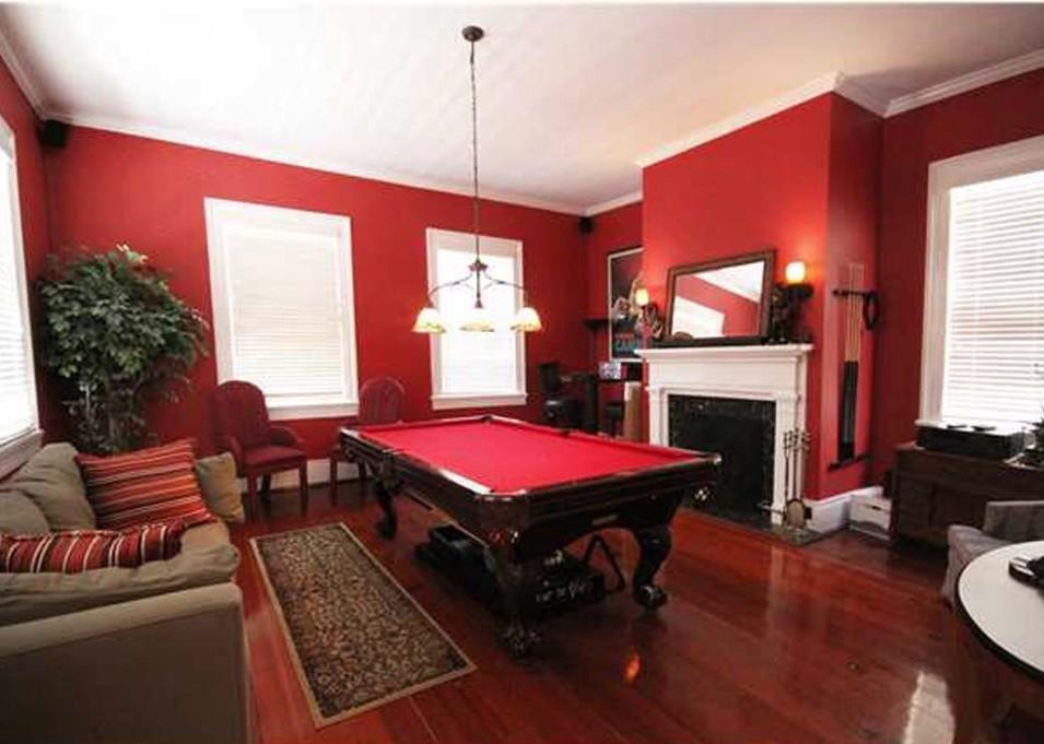 Historic Charleston Living Room