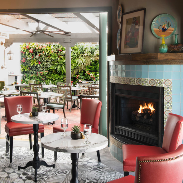 Tac/Quila Restaurant - Palm Springs, CA