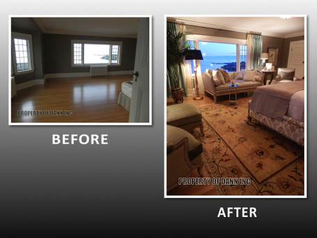 Before & After: Canadian Master Bedroom