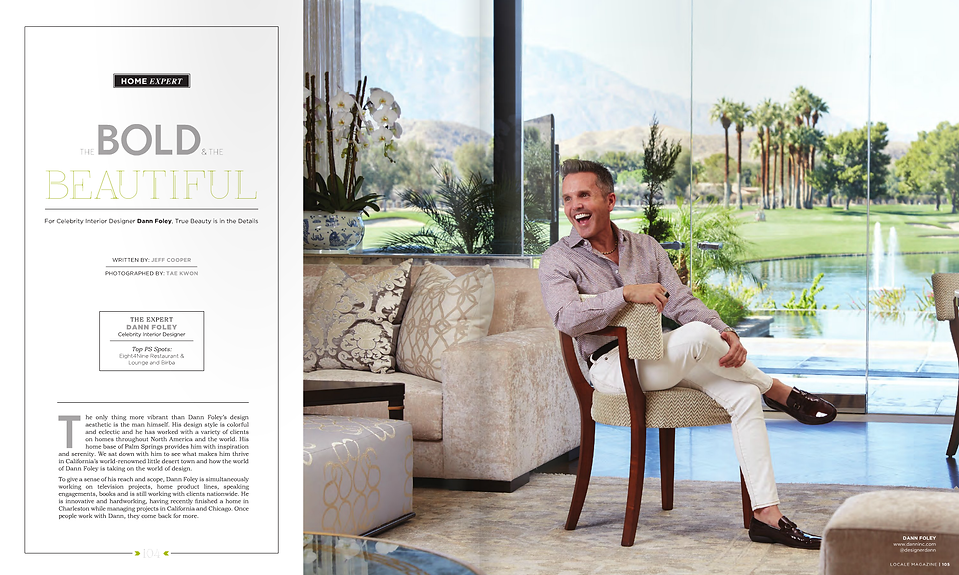 Locale Magazine - Palm Springs - May 201