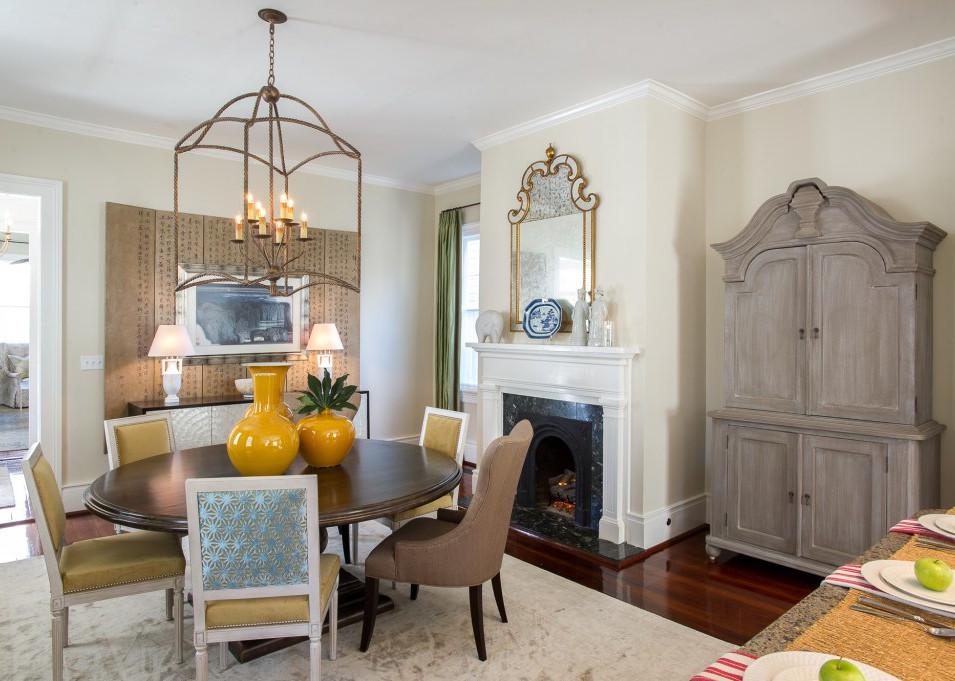 Historic Charleston Dining Room