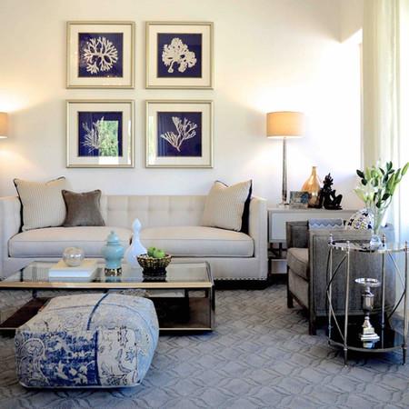 Palm Springs, CA - Living Room