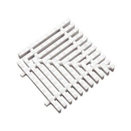 Serapool Porselen ABS Izgara Köşesi 90° - Krem