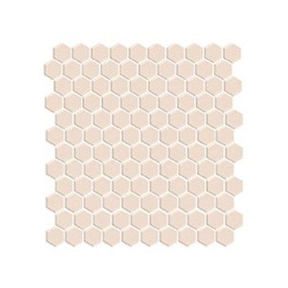 Hexagon Bej Mozaik