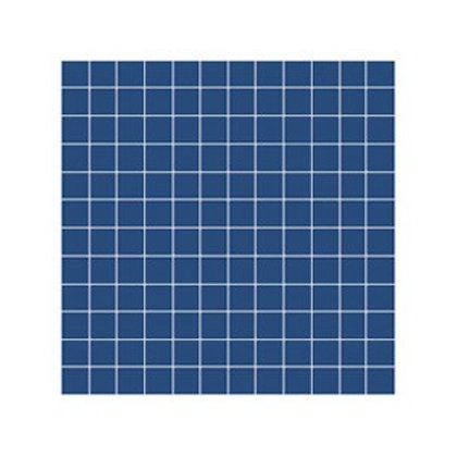 Koyu Mavi Mozaik