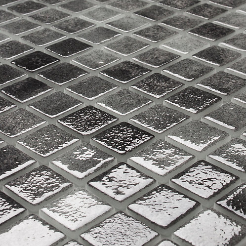 SeraBella Poly Gri Cam Mozaik