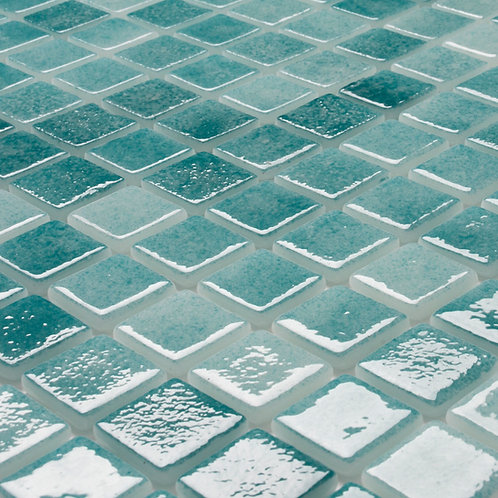 SeraBella Poly Açık Yeşil Cam Mozaik