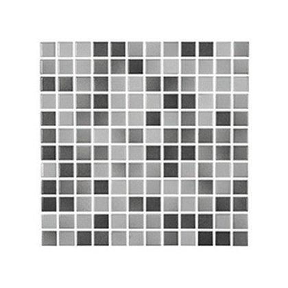 Versicolor Gri+Siyah Mozaik