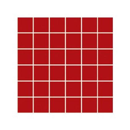 Kırmızı Mozaik