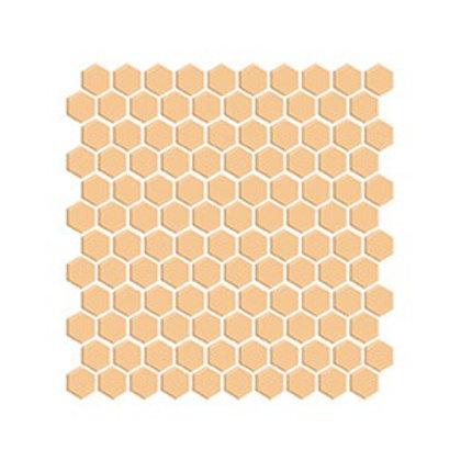 Hexagon Krem Mozaik