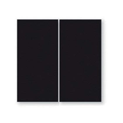 Serapool Porselen Siyah Karo