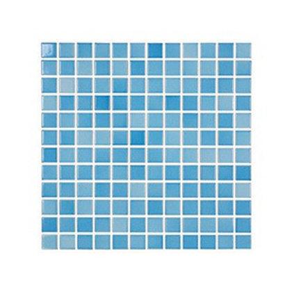 Versicolor Açık Mavi+Mavi Mozaik