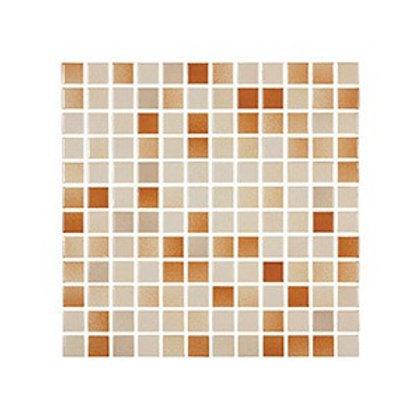 Versicolor Bej+Kahve Mozaik