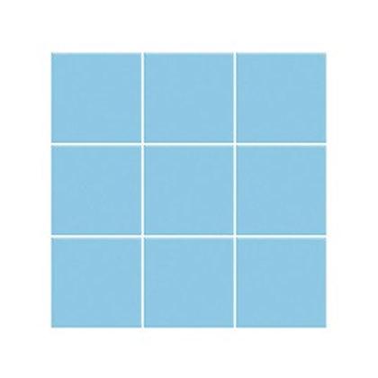 Serapool Porselen Açık Mavi Mozaik