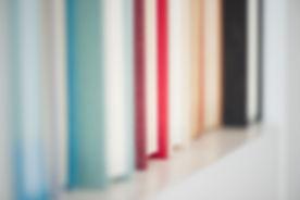 libros en una línea
