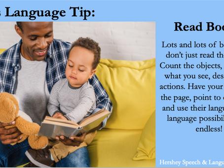 Tala's Tip: Read Books!