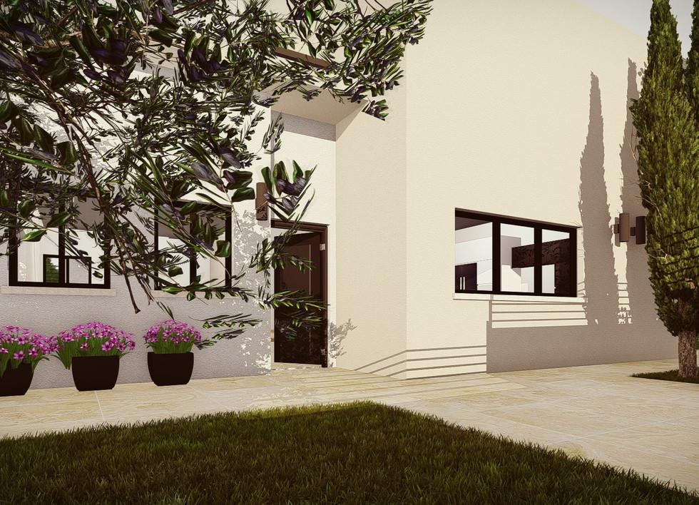 אדריכלות ועיצוב פנים בשורש