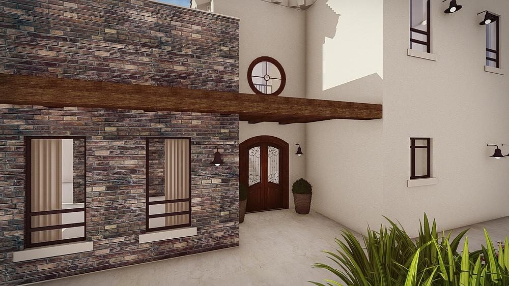 תכנון בית פרטי בפתח תקווה