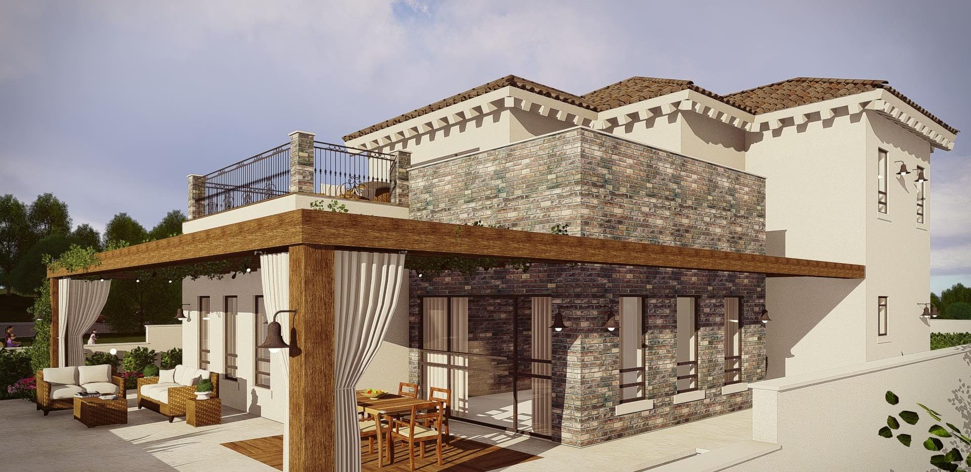 אדריכלות ועיצוב פנים במשמר דוד