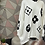 Thumbnail: White Louis Vuitton inspired oversized top