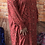 Thumbnail: Red Full length dress with animal print
