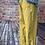 Thumbnail: Mustard Capri pants size 12