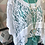 Thumbnail: White lace cover-up top fitting sizes 10-20