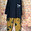Thumbnail: Mustard 'wow' pants. Fits up to size 16