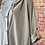 Thumbnail: Beige jacket with hood and button front