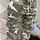 Thumbnail: Beige cargo Magic  Stretch Crushed Trousers fitting 8-18