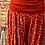 Thumbnail: Red Daisy Harem Trousers, fitting sizes 10-18