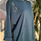 Thumbnail: Teal shoulder zip top, fitting sizes 10-16.     25111