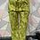 Thumbnail: Lime Snake print Magic  Stretch Trousers fitting 10-20
