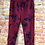 Thumbnail: Wine 'wow' pants. Fits up to size 16