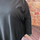 Thumbnail: Black quirky elasticated top, fitting up to a size 22