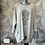 Thumbnail: Beige diamante skull quirky sweat top fitting up to a size 22