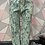 Thumbnail: Peppermint Snake print Magic  Stretch Trousers fitting 10-20