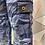 Thumbnail: Blue cargo Magic  Stretch Crushed Trousers fitting 8-18