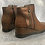 Thumbnail: Brown and broze ankle boots    1751