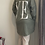 Thumbnail: Khaki LOVE top fitting up to a size 18